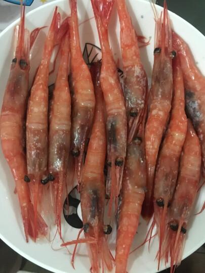 深悦胜 俄罗斯北极甜虾LA号 1000g 约60只 盒装 进口即食甜虾刺身 晒单图