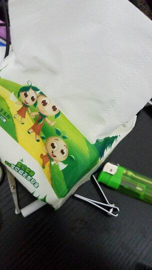 小宝贝 抽纸 婴儿纸巾 全家共享系列软抽 家用卫生纸 150抽*18包 晒单图