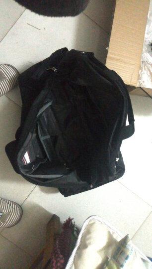 【京东超市】爱华仕(OIWAS)拉杆包 防泼水大容量户外旅行袋 休闲运动拉杆包 8001黑色 晒单图