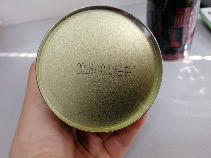 乐品乐茶 茶叶 红茶 安徽祁门红茶 手工红香螺工夫红茶 125g*1罐 晒单图