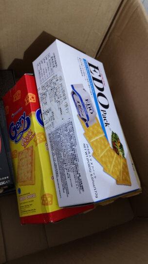 韩国进口EDOpack原味饼干172g(7包)休闲零食早餐下午茶糕点 晒单图