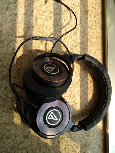 铁三角 WS1100iS 便携式头戴有线耳机 HiRes/高解析 有线耳机 HIFI耳机 黑色 晒单图