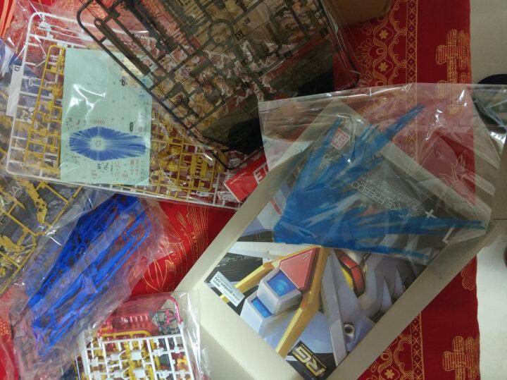【动漫城】万代(BANDAI)高达模型 RG敢达拼装玩具 1/144 系列 RG 30 全装备独角兽 晒单图