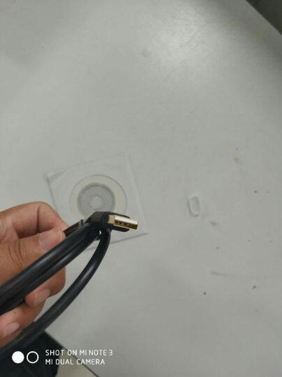 毕亚兹 DVI公转HDMI母转接头 DVI24+1/DVI-D转HDMI公对母转换线 笔记本电脑台式机PS4电视显示器连接 TT3-黑 晒单图