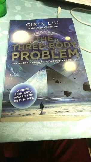现货 英文版三体1 The Three-Body Problem 刘慈欣 雨果奖 科幻小说 晒单图