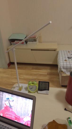 久量(DP)学生学习护眼led台灯 卧室床头充电插电两用灯 触摸无极调光DP-J12 晒单图