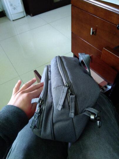 意大利TUCANO佳能尼康单反卡片相机包 VCR摄像机包 户外相机单肩包 松下索尼微单摄影包时尚韩版 军绿色 晒单图
