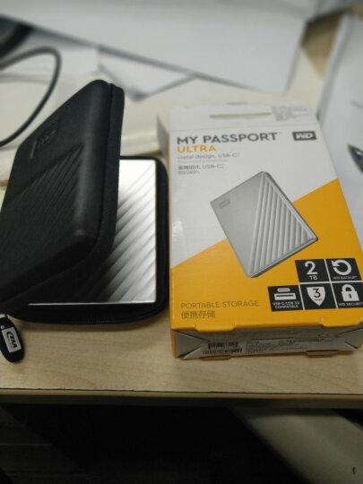 西部数据(WD)2TB USB3.0移动硬盘Elements 新元素系列2.5英寸(稳定耐用 海量存储)WDBUZG0020BBK 晒单图