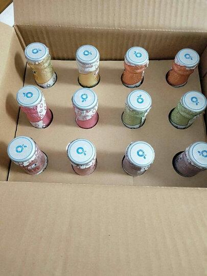 宏宝莱 300ml*12瓶6味果肉果汁饮料蓝莓汁芒果汁整箱生榨饮品 多种口味组合装12瓶 晒单图