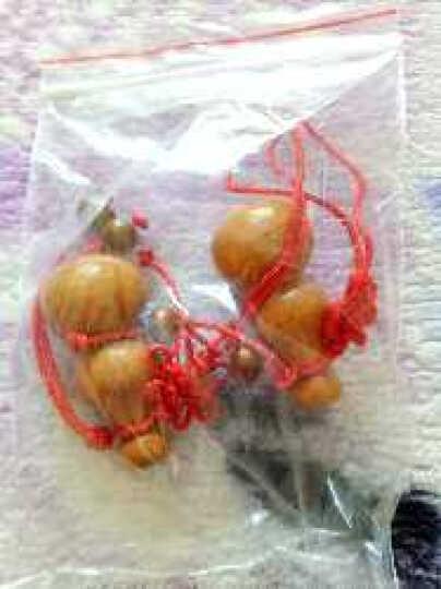 斐然 桃木葫芦挂件小葫芦摆件天然实木雕刻工艺品儿童随身保平安装饰品挂饰礼品 福禄 晒单图