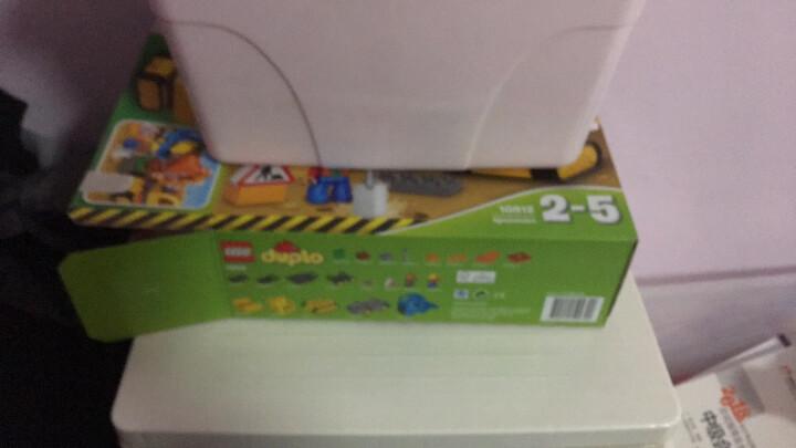 LEGO乐高积木早教益智经典创意系列拼插积木儿童玩具男孩女孩拼插积木 10736小颗粒安娜和爱莎的冰雪乐园(4-7岁) 晒单图