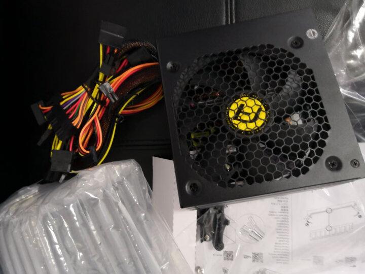安钛克(Antec)VP550 台式机电脑主机机箱电源550W(40万好评VP系列/主动式PFC/静音风扇/2年换新只换不修) 晒单图