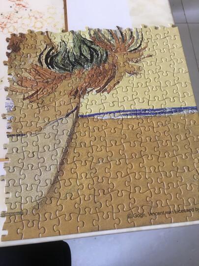 古部 成人拼图1000片 世界名画梵高油画拼图玩具11CF10001813-拾穗 晒单图