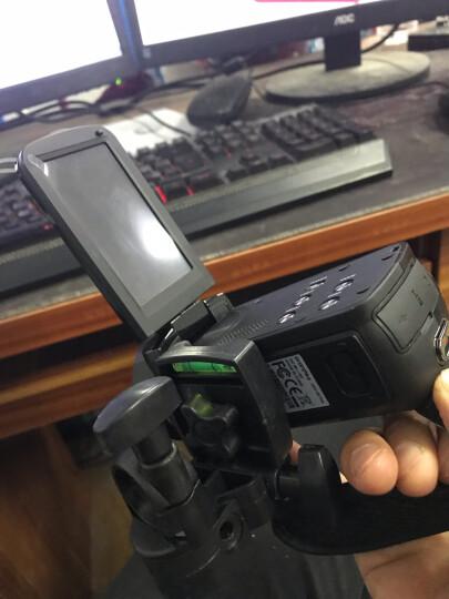 进口欧达 Z8摄像机数码DV全高清闪存双重五轴防抖红外遥控2400万像素16倍变焦家用旅游 黑色 标配+原装电池+32G高速卡+三脚架送大礼包 晒单图