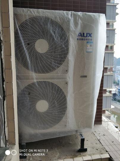 奥克斯(AUX)中央空调一拖三 家用 多联机5匹 一级能效变频 3D面板 包安装 6年包修 DLR-120W/DCZ6 晒单图