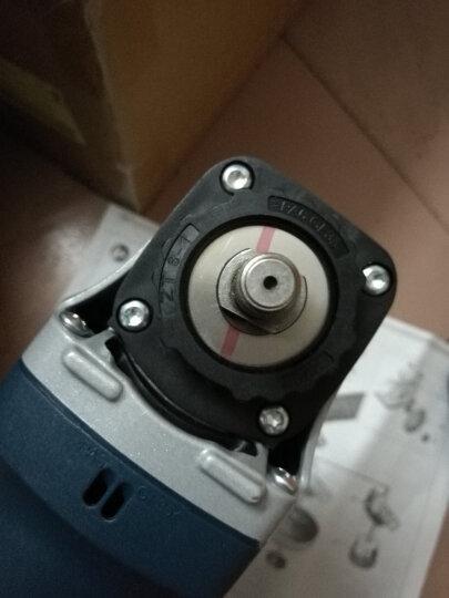 博世(BOSCH) 角磨机 手砂轮多功能角向磨光机 电动打磨抛光机 金属切割GWS660 原厂标配 晒单图