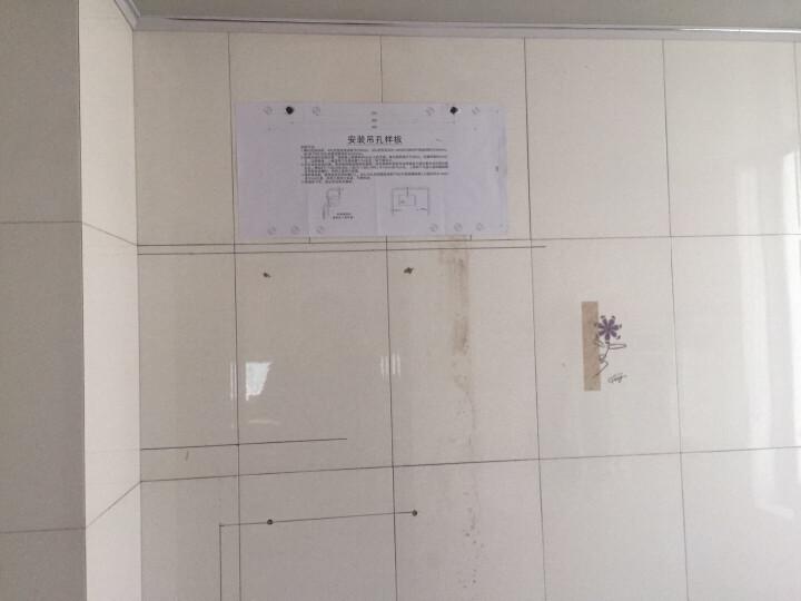 樱花(SAKURA) 储水式电热水器家用洗澡淋浴机50升/60升/80升 欧姆盾5重防漏电 50升-88E50F 晒单图