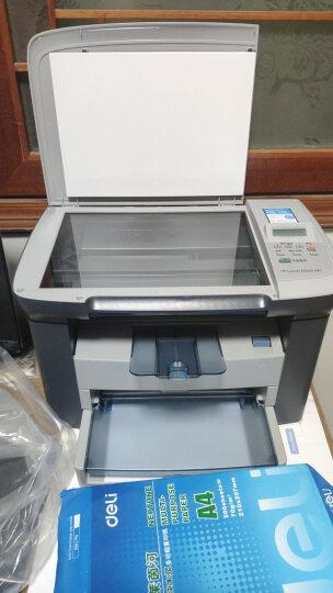 惠普(HP) M1005 黑白激光打印机 三合一多功能一体机 (打印 复印 扫描) 升级型号NS1005w 晒单图