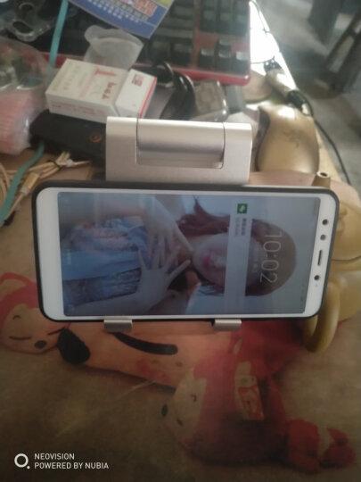 埃普(UP)AP-4D 懒人手机支架和7英寸桌面平板支架iPad支架 苹果华为三星铝合金通用手机架 晒单图