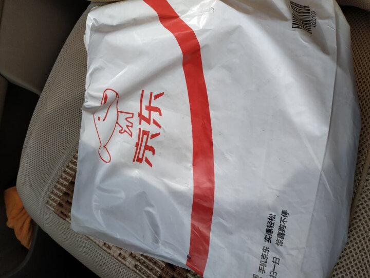 安美饰 长袖围裙厨房办公男女可共用 长袖加厚围裙 韩版布艺围裙 反穿罩衣WQ211 晒单图