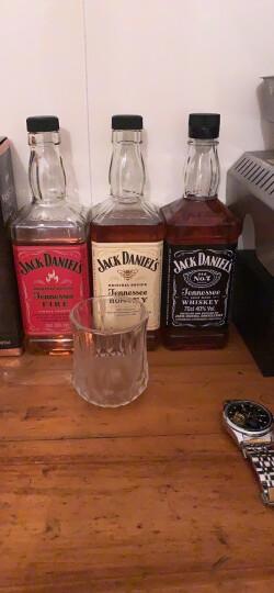 杰克丹尼(Jack Daniel`s)洋酒田纳西州 威士忌火焰杰克力娇酒700ml 晒单图