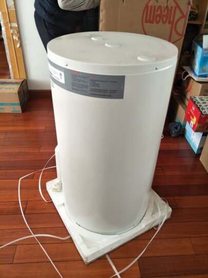 瑞美(Rheem)恒热电热水器60升 竖立式家商用90-400升大容量中央储水容积式落地安装恒温舒适 CSFL400-208K 9.6kW 经济款商用款 晒单图
