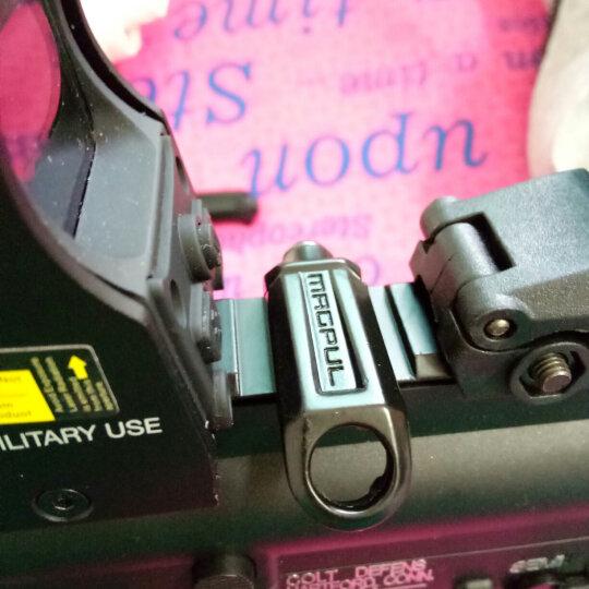 CS战术带背ms2战术背带 带挂绳背带扣卡扣多功能单点背带绳改装配件 C款20mmQD头+底座 晒单图