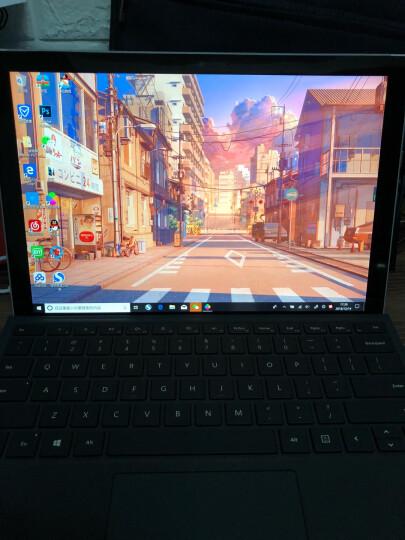 微软(Microsoft)New Surface Pro 5 代 笔记本平板电脑二合一6 Go办公 i5 4G内存 128G存储 官方标配+原装键盘+微软Arc鼠标 晒单图