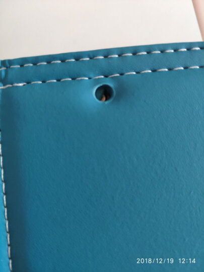 VALK ipad2018保护套9.7英寸 新ipad保护套 苹果平板电脑保护套三折支架一体香槟色 晒单图