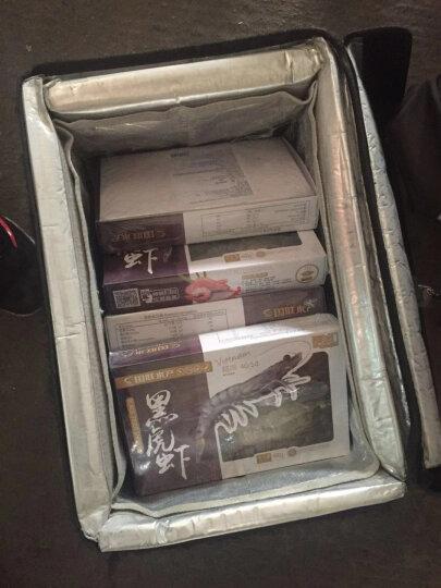 国联 冷冻厄瓜多尔白虾 400g 净重 20-24只 盒装 烧烤 海鲜食材 晒单图