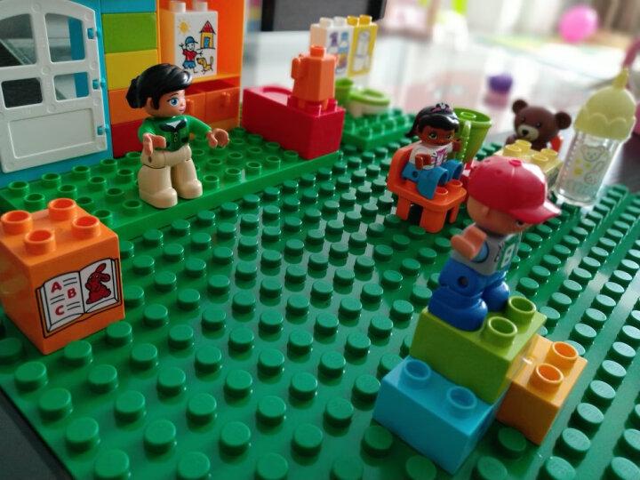 乐高(LEGO)积木 得宝DUPLO幼儿园2-5岁 10833 儿童玩具 男孩女孩生日礼物 大颗粒 晒单图