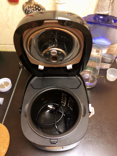 松下(Panasonic)SR-AC071-K 迷你IH电磁加热电饭煲2.1L(对应日标0.7L) 家用多功能智能预约 晒单图