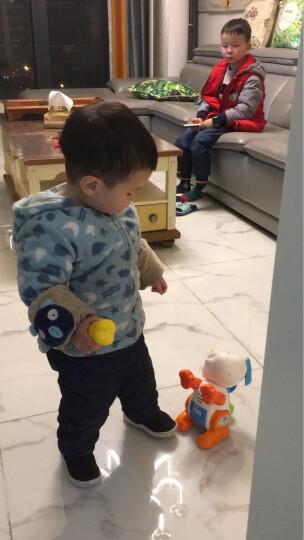 伟易达(Vtech)儿童玩具声控小狗早教音乐声光玩具狗 12-36个月益智玩具 晒单图