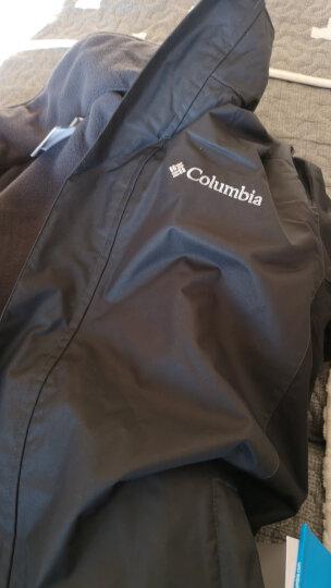 【经典款】Columbia/哥伦比亚户外秋冬男款抓绒内胆防水三合一冲锋衣PM1806 489 XL 晒单图
