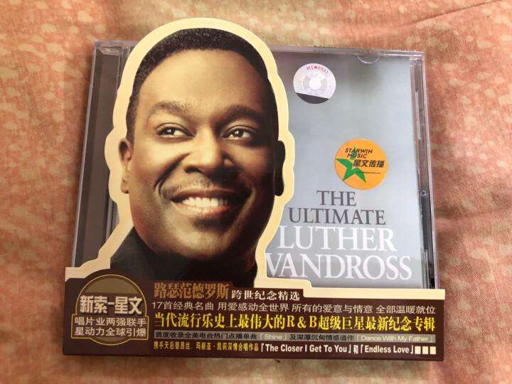 路瑟范德罗斯:跨世纪念精选(CD) 晒单图