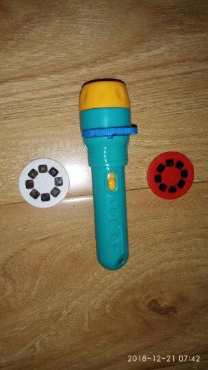 海底小纵队投影仪幻灯片手电筒儿童投影星空灯哄睡益智早教玩具 海底小纵队投影仪 晒单图