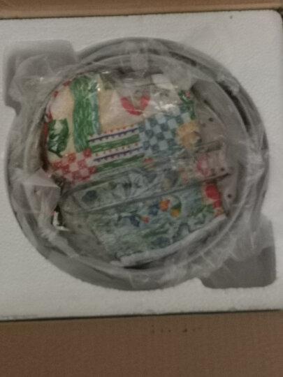 德勒(DELE) 微波炉器皿 陶瓷微波蒸笼蒸锅套装碗蒸蛋器热馒头包煮饭煲 陶瓷微波炉蒸宝 晒单图