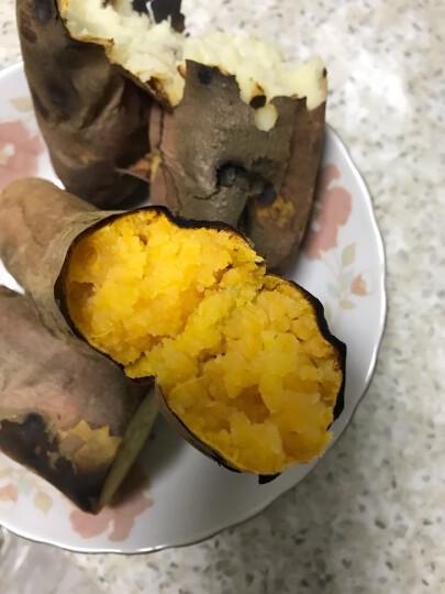 菲慕 铸铁烤红薯锅 烤锅 烤地瓜 烤土豆烧烤锅燃气灶用 22cm 晒单图