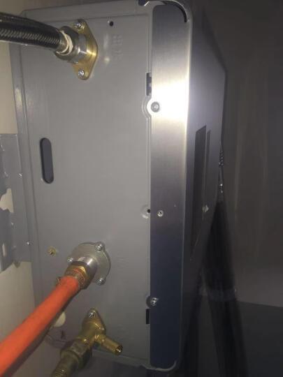 美的(Midea)16升大水量精控恒温  三档变升厨房洗 6年质保防冻型 燃气热水器天然气JSQ30-16WH5D 晒单图