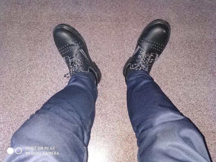 京途劳保鞋男工作鞋安全防砸防刺穿钢包头钢板透气耐磨 880四季款 40 晒单图