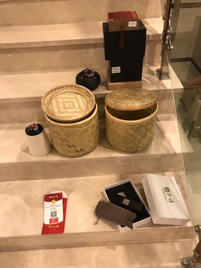 容山堂手工纯铜茶则茶勺茶荷杯托杯垫茶洗铜茶夹子日本龟甲纹茶铲茶道六君子 黄铜款 晒单图