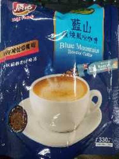 台湾进口广吉咖啡 速溶咖啡 蓝山炭烧碳烧 曼特宁风味 三合一咖啡 黄金曼特宁 晒单图