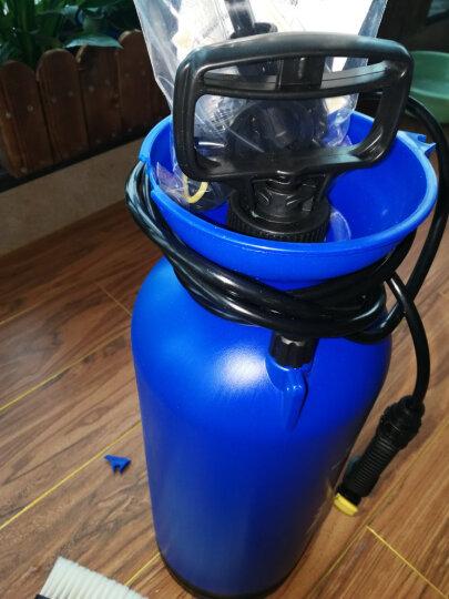 车维士汽车洗车器车载便携式高压自助手动洗车机水枪家用洗车神器 16L擦洗工具套装 晒单图