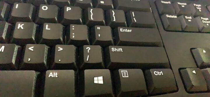 罗技(Logitech)MK120 键鼠套装 鼠标键盘套装 三年质保 黑色 晒单图