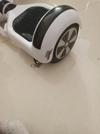 铠美尔 7/10寸大轮成人儿童智能平衡车两轮双轮体感电动思维车自平衡扭扭漂移车 升级手提火焰红自平衡跑马灯蓝牙LED灯遥控车包护具 顶配电机(10-极限35公里) 晒单图