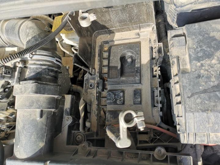 瓦尔塔(VARTA)汽车电瓶启停蓄电池AGM-H6 70AH 奥迪奔驰大众凯迪拉克迷你沃尔沃雪铁龙别克比亚迪 以旧换新 晒单图