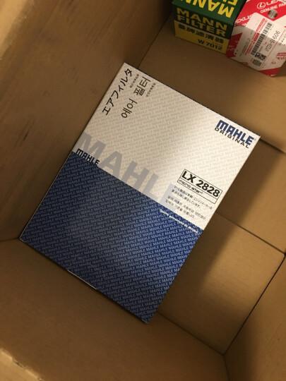海拉(HELLA)空气滤芯/空气滤清器033091(卡罗拉/威驰/逸致/雅力士/丰田RAV4/雷凌/凯美瑞15款) 晒单图