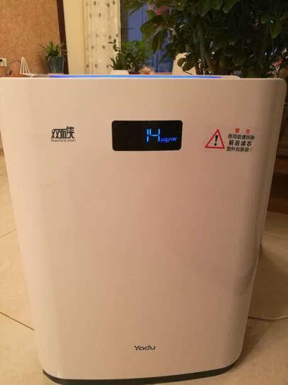 亚都(YADU)空气净化器 家用除甲醛 除烟 除臭氧 除病毒 除过敏源 除二氧化硫 除二氧化氮 京东微联净化系统KJ455G-S4D 晒单图
