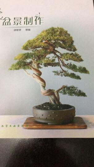 图解树木盆景制作与养护 晒单图