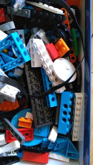 乐高(LEGO)积木 科技组MINDSTORMS EV3第三代机器人10岁+ 31313 儿童玩具 男孩女孩生日礼物 科技编程玩具 晒单图
